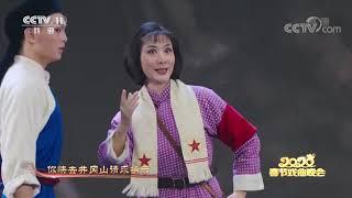 [2020新年戏曲晚会]京剧《杜鹃山》 表演者:王润菁  CCTV戏曲
