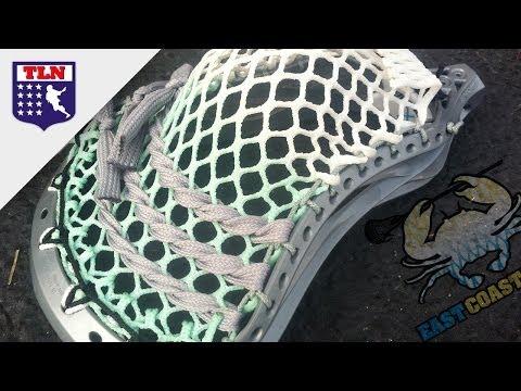 Brine Cyber X Lacrosse Head Review   Gear Reviews W/ Greg    Ep 2