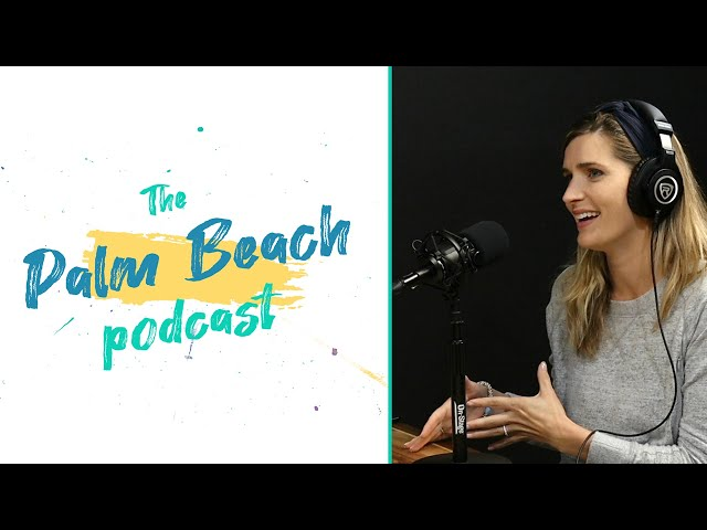 Palm Beach Podcast #22 - Eat Palm Beach - Cristyle Egitto