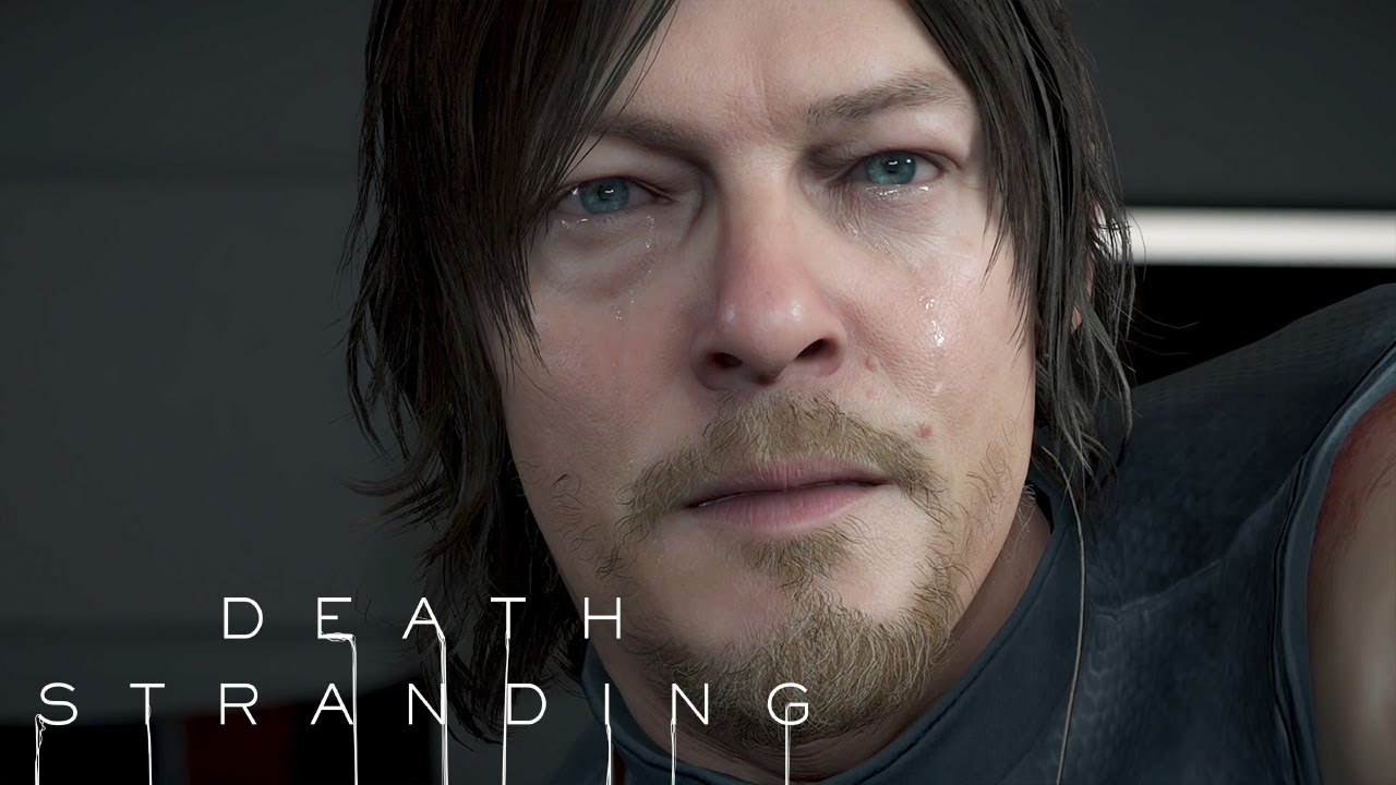 Death Stranding Official Release Date Trailer Youtube