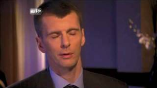 Mikhail Prokhorov Interview