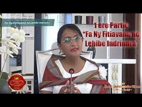 Fa ny Fitiavana no Lehibe Indrindra - Toriteny  Pasteur Voahirana novembre 2019