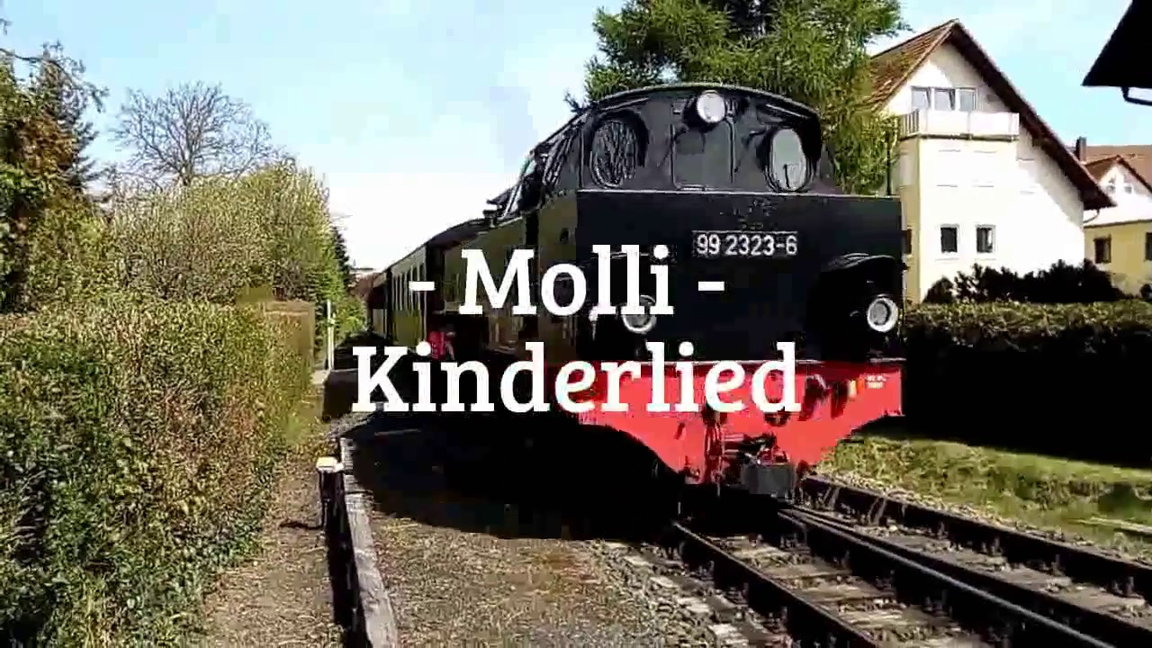 Molli Bahn Unfall