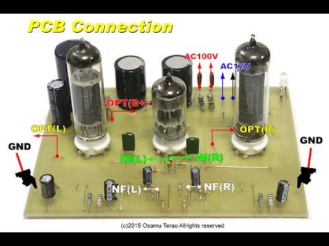Six Steps To Build 6bq5 El84 Stereo Amp
