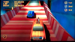 Mad Tracks Xbox Live Arcade Gameplay
