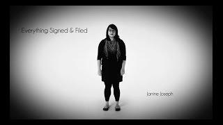 Everything Signed & Filed