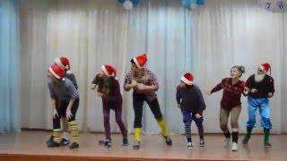 11 Б Танец Белоснежка и семь гномов