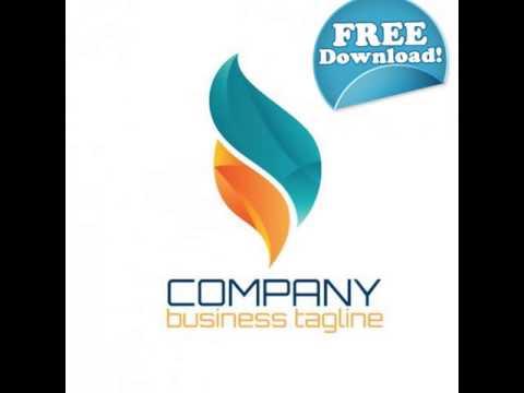 free download logo templates for illustrator - YouTube
