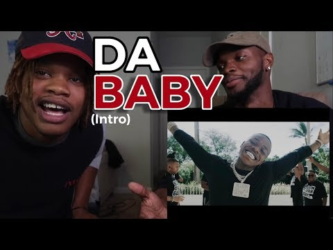 DaBaby – Intro (official music video) | REACTION!!