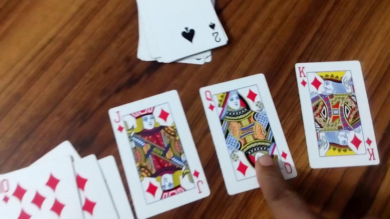 #ताश कैसे खेलें#HOW TO PLAY CARDS (LESSON1)