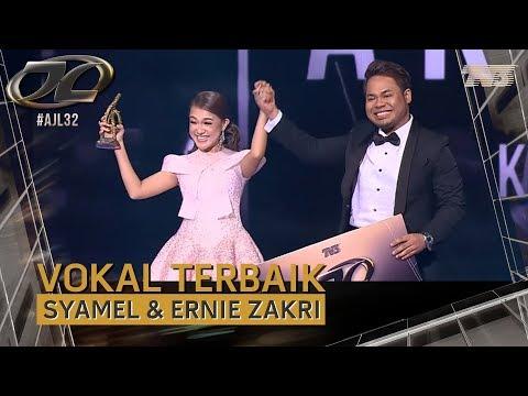 #AJL32 | Vokal Terbaik |  Syamel & Ernie Zakri