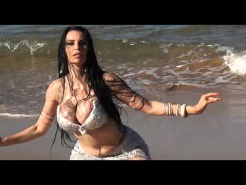 Ritual Healing Dance in Hawaii by Bellydancer Leila