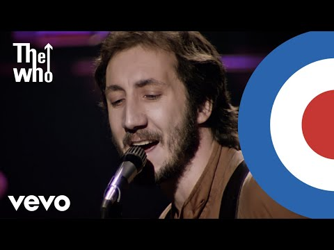 The Who - Baba O'Riley (Shepperton Studios / 1978)