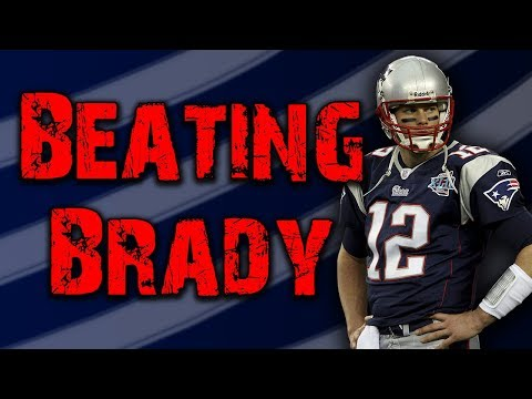 How defenses frustrate Tom Brady into making (rare) mistakes