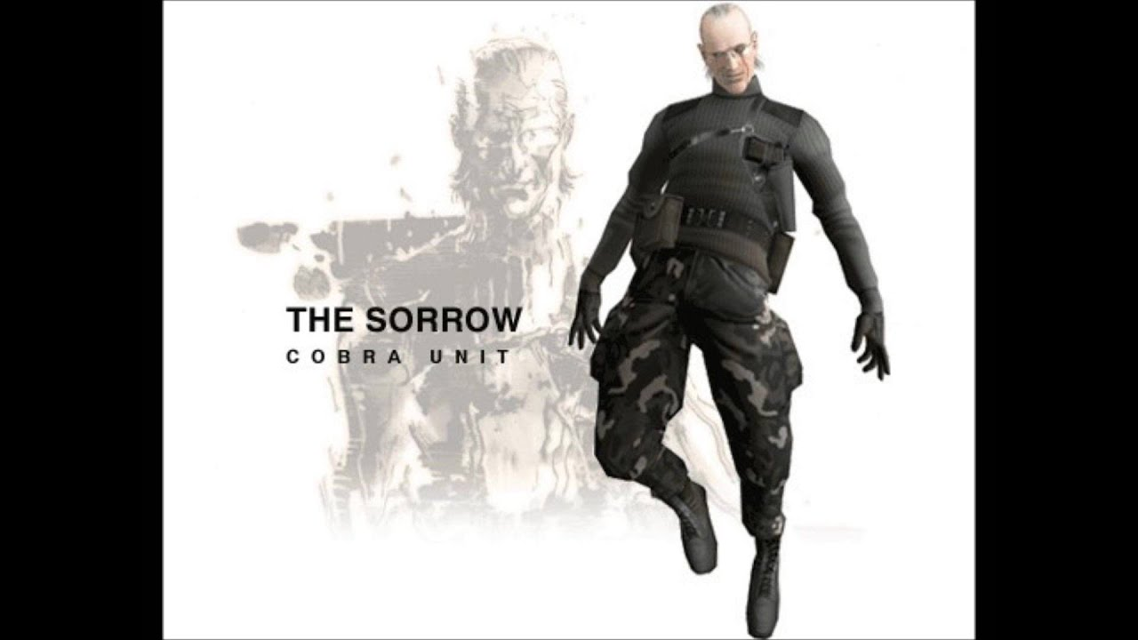 36321 >> MGS3 The Sorrow Boss Theme - YouTube