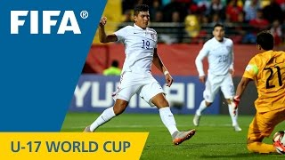 Highlights: USA v. Chile - FIFA U17 World Cup Chile 2015