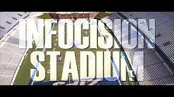 UNIVERSITY OF AKRON FOOTBALL STADIUM - DJI MAVIC PRO - 4K