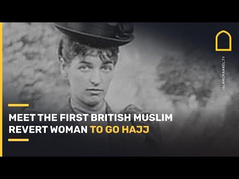 Meet the first British Muslim revert woman to go Hajj