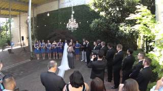 Erin Victoria Suvillaga & Philipe Santos Araujo Wedding
