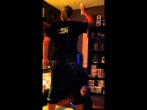 Emily Robison dancin