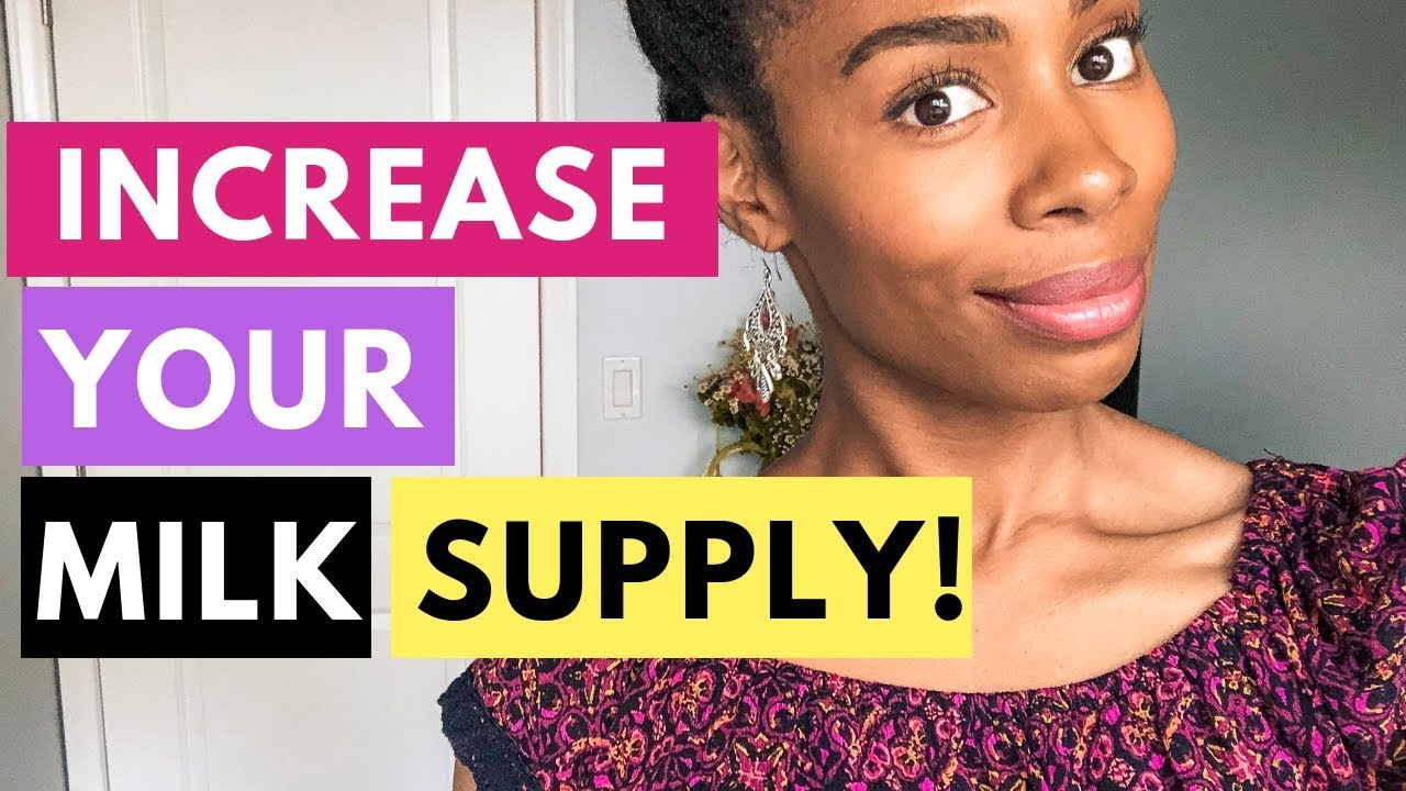 Download Breastfeeding 101: How To Increase Milk Supply (Tips From A Lactation Consultant)