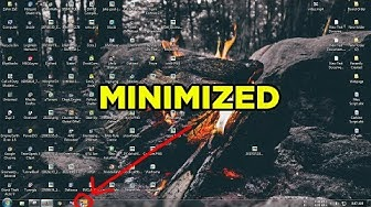 Game Minimizing To Desktop Problem Solved | Gaming With Zahin
