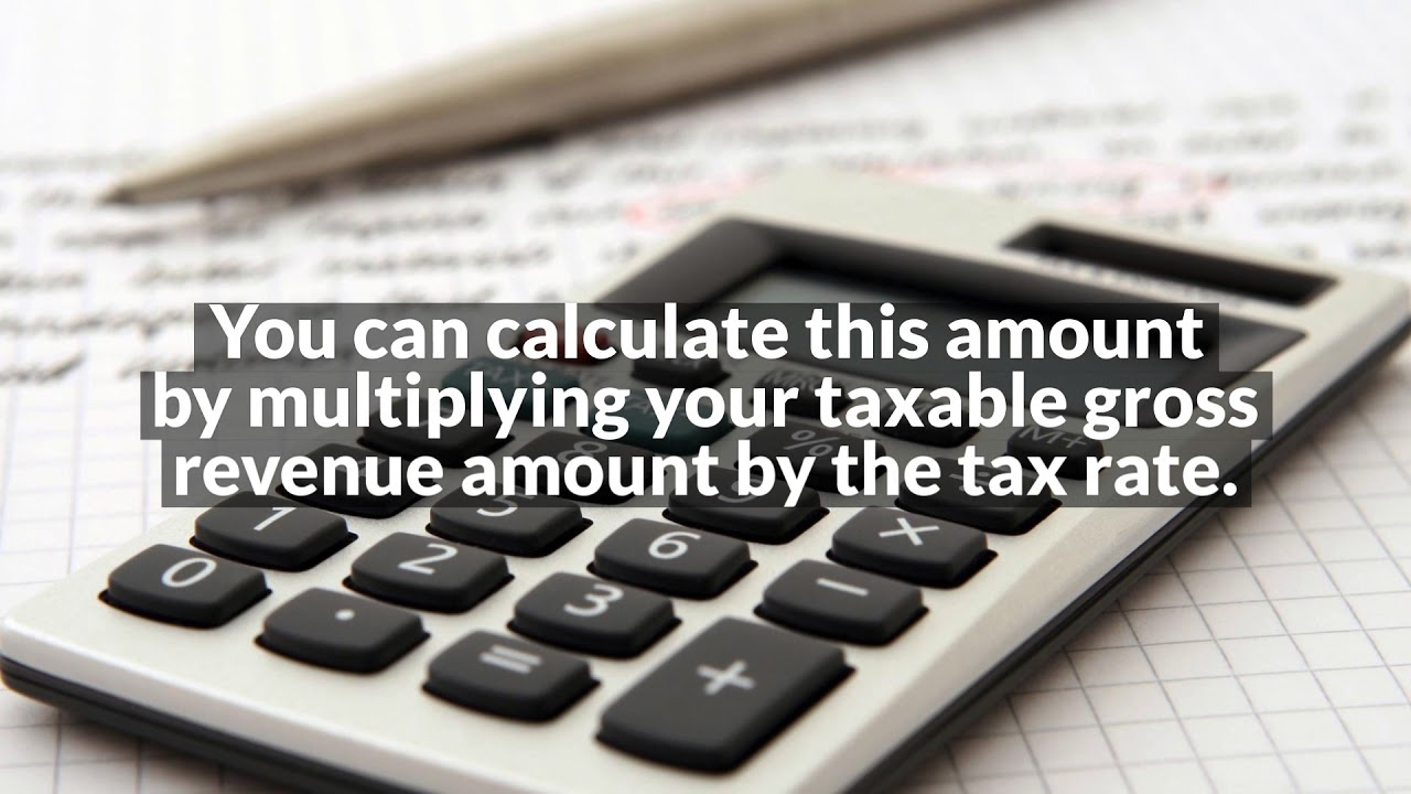 Seattle Tax Rate >> Business License Tax Seattle Business And Occupation Tax B O Tax