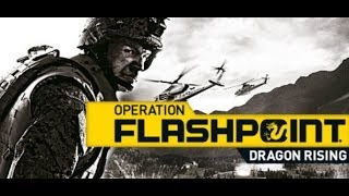 Operation Flashpoint Dragon Rising Gameplay- HD