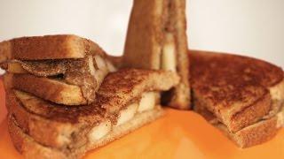 Pecan Pie Sandwich