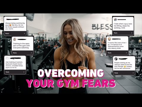 8 Common Gym Fears, Solved