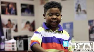 Lil P-Nut does more than act! | Exclusive