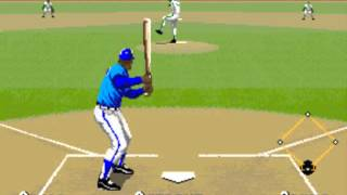 Bottom of the Ninth (Arcade) - Gameplay with Commentary