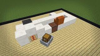 Hoe maak je een KASSA (REDSTONE) in MINECRAFT!!! - Survival Machines
