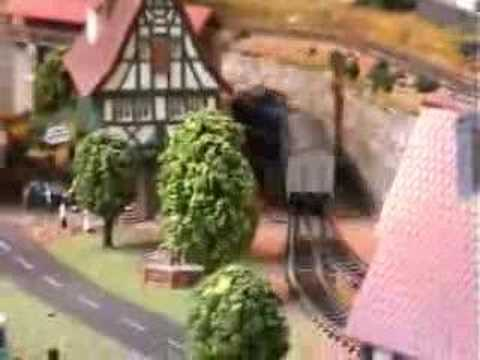 Model Railway Train Track Plans -N-scale model railroad