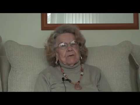 Interview with Josephine Hinman -U. S. Army Nurse World War II