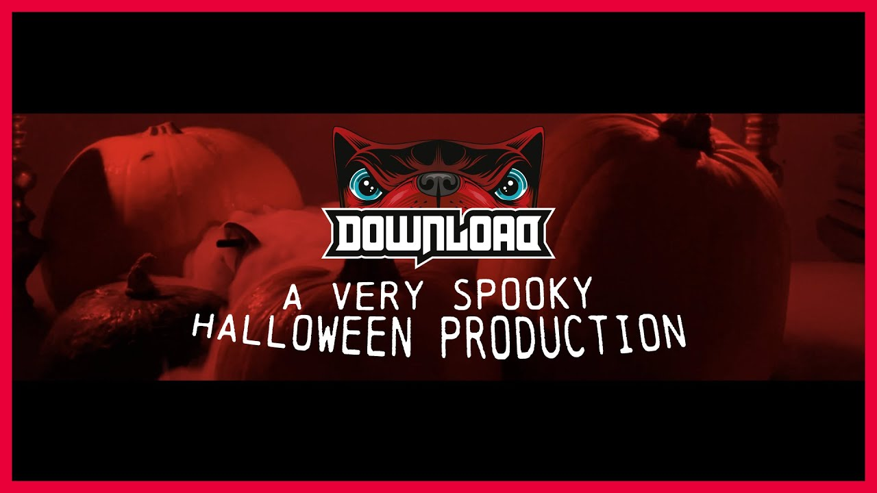 A very SPOOKY Download Festival Halloween Announcement