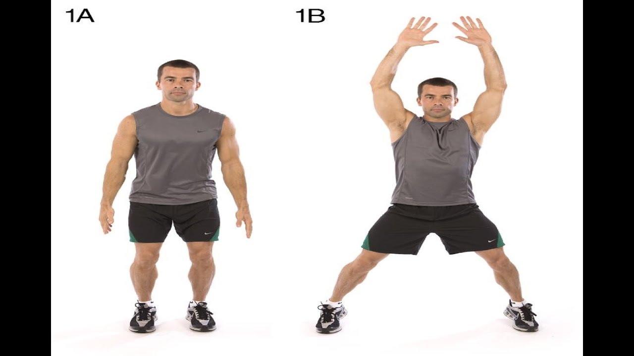 how many jumping jacks to lose 1 pound - YouTube