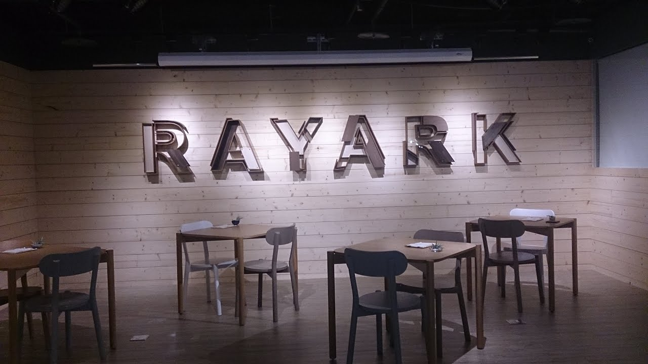 【Rayark】蘭空咖啡廳與雷亞概念店 2016/8/15 | Yeezu日常 - YouTube