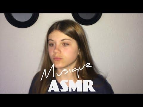 ASMR - Lecture de parole de Musique (Rap🎵)