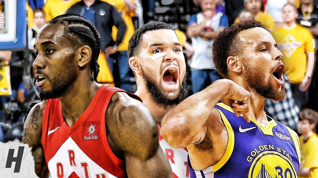 Download BEST Plays of the 2019 NBA Finals