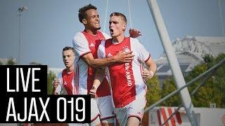 LIVE Ajax O19 - ADO Den Haag O19