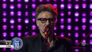 John Waite Missing You Studio 10 March 2018