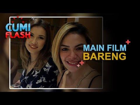 Bicara Kerjaan, Nikita Mirzani dan Miyabi Mau Main Film Bareng? - CumiFlash 30 Oktober 2017