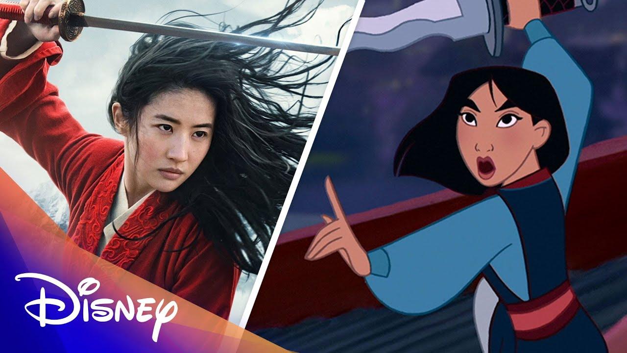 Download Iconic Mulan Moments | Disney