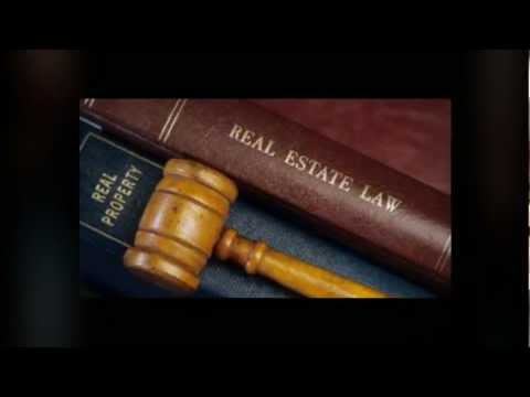 New Jersey Real Estate Attorney Purchase Agreements Acquisition Short Sales Deed in Lieu Zoning