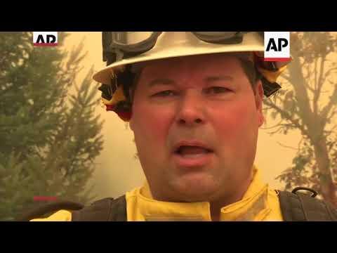 NorCal Fire Danger Continues As Crews Battle Blazes