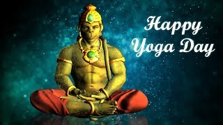 Happy International Yoga Day!!..