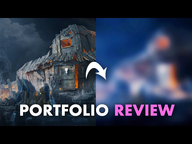FlippedNormals Reviews Your Portfolio - Part 1
