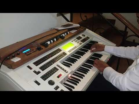Sambatra ianao / Barijaona (Ramaroson Wilson & Rado) (Hammond B3 Virtuel)