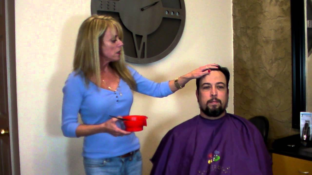 Color Your Beard Beard Dye Video Youtube